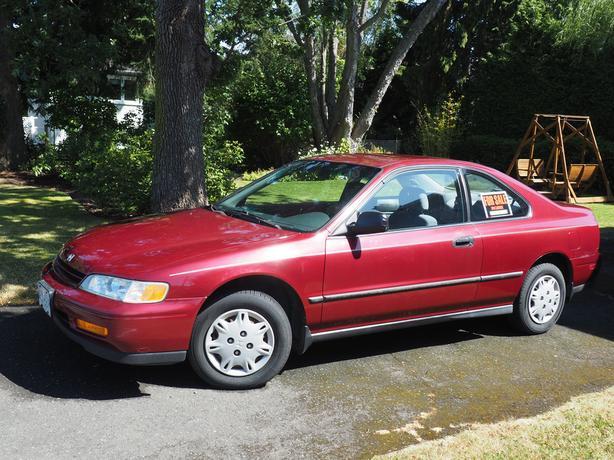 1995 Honda Accord LX 2 door coupe