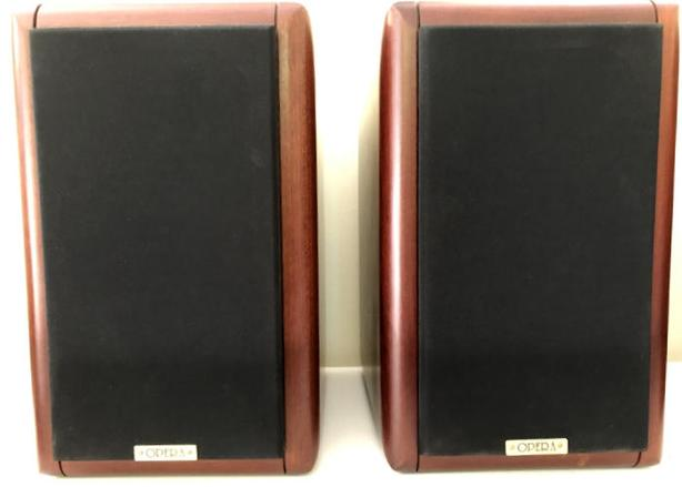 Opera Duetto Bookshelf Speakers
