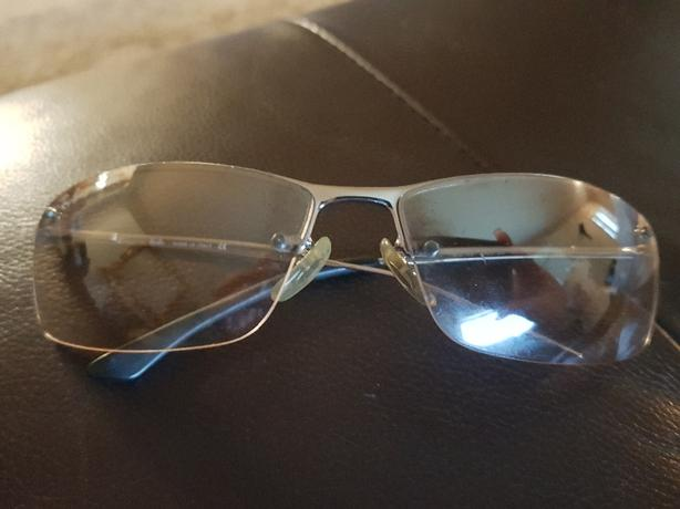 Ladies Ray Bans light brown tint