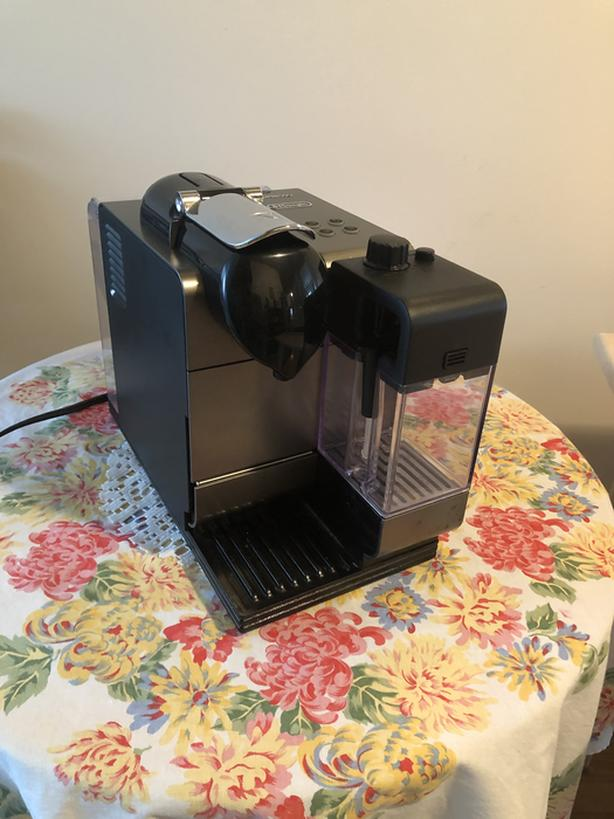 Empressons coffee machine