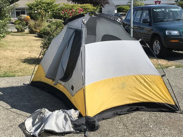 tent, Quest, 2 man