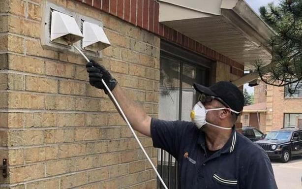 Air Ducts & Vents Cleaning