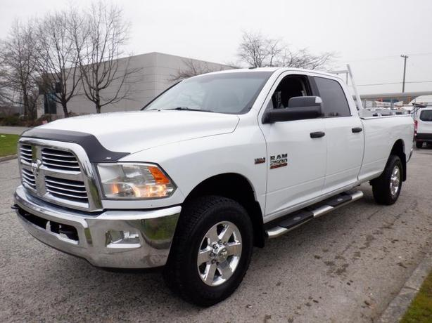 2014 Dodge Ram 2500 SLT Crew Cab 4WD 8 Foot Box