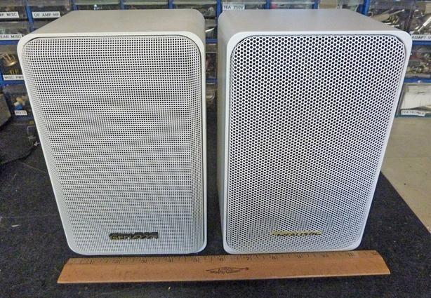 WANTED: Minimus 77 (Realistic) or PRO-77 (Genexxa) speakers