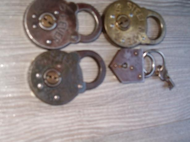 padlock  obsolete  corbin ironclad  six lever