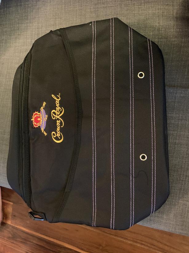 New Crown Royal cooler bag