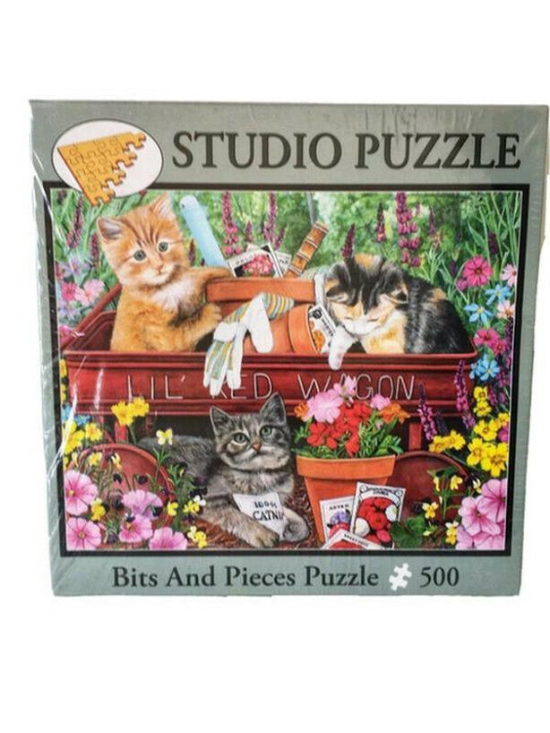 puzzle bits&piece, spring time basket buddies,