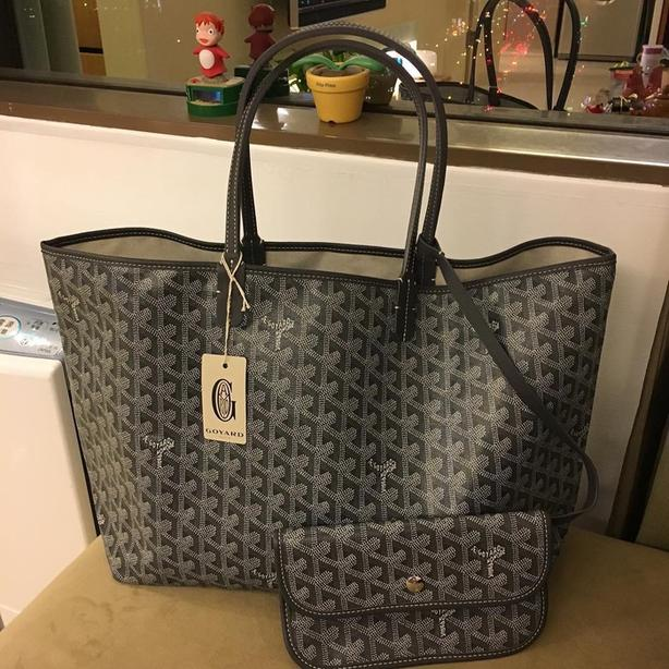 GOYARD SAINT LOUIS BAG