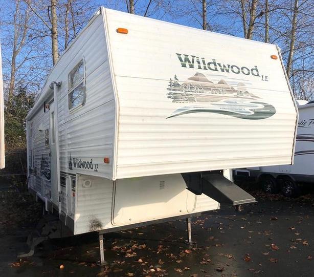 2004 Wildwood 24 BHSS