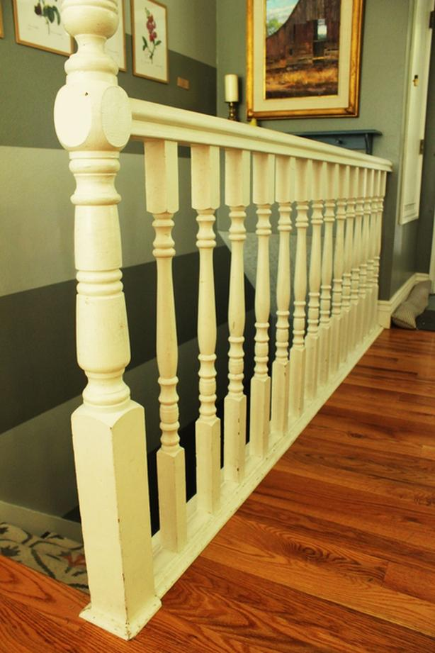 WANTED: Indoor stair railing parts