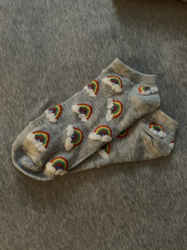 used womens socks