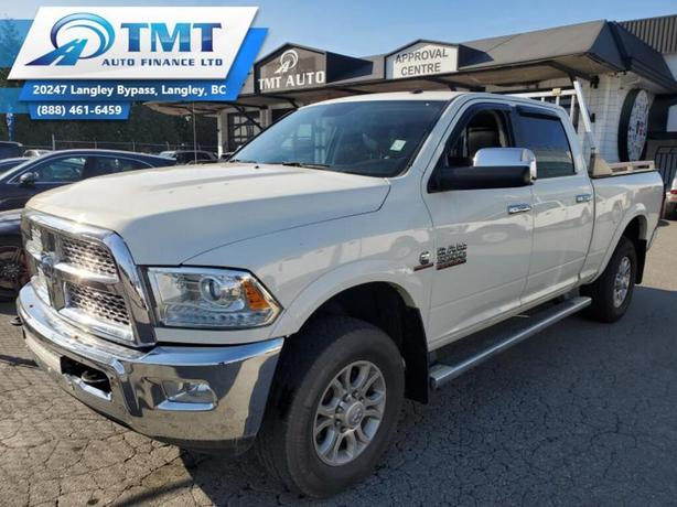 2016 Ram 3500 Local BC Truck. No accidents. Fully Loaded