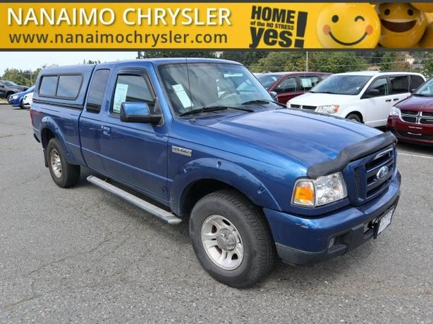 Used 2007 Ford Ranger Sport No Accidents Truck Super Cab