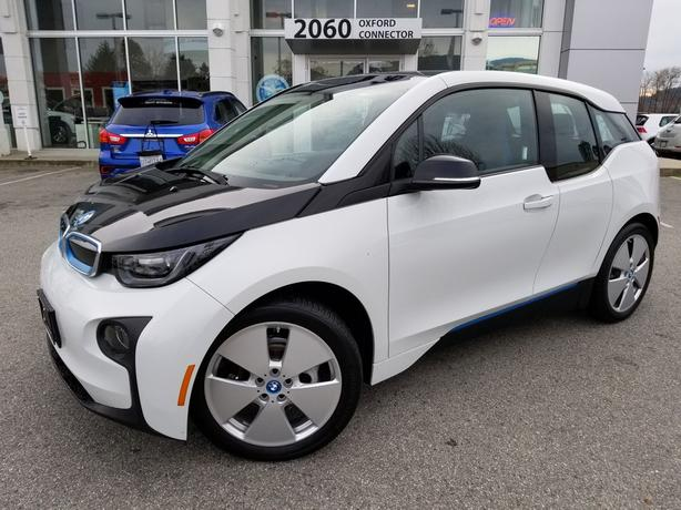 2016 BMW I3 RWD