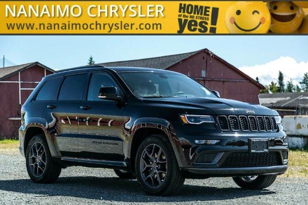 Used 2019 Jeep Grand Cherokee Limited X One Owner Low Kilometers SUV
