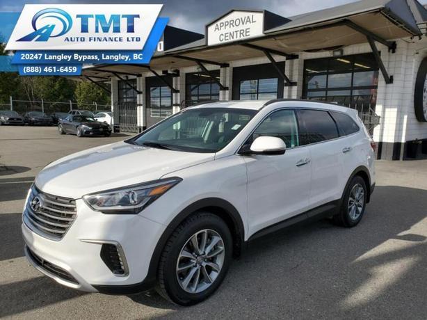 2018 Hyundai Santa Fe XL AWD Premium