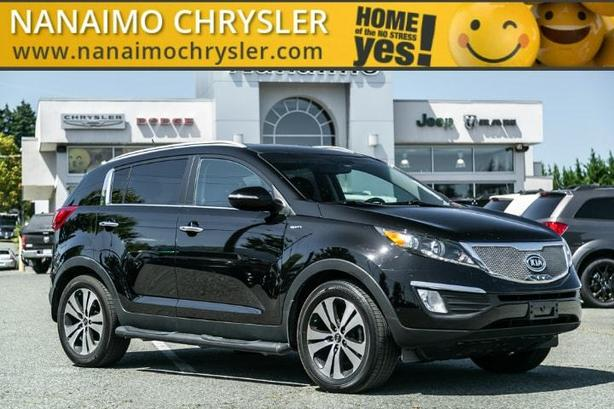 Used 2012 Kia Sportage EX AWD Rear View Backup Camera SUV