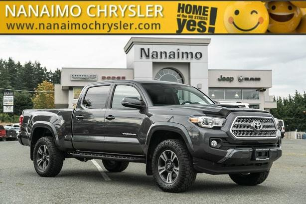 Used 2017 Toyota Tacoma TRD Off Road No Accidents Truck Double Cab