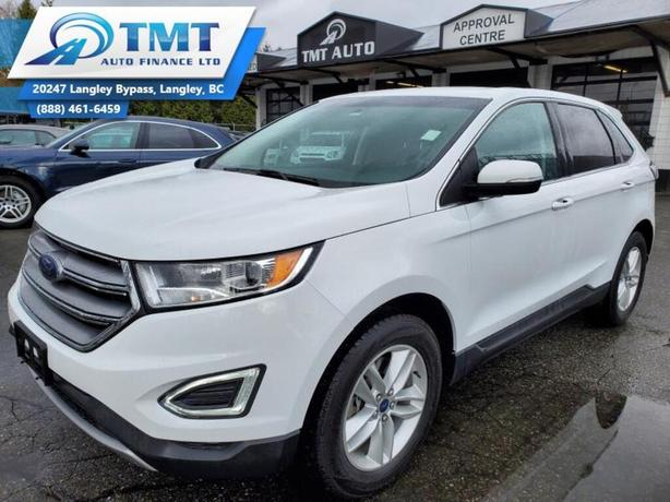 2016 Ford Edge SEL AWD No Accidents, 1 Owner BC Vehicle