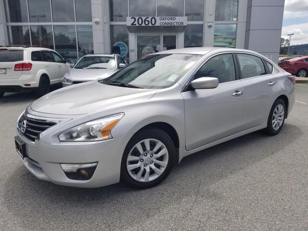2015 Nissan Altima 2.5 S FWD