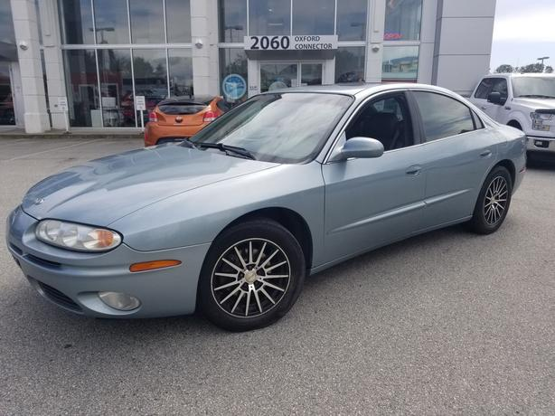2003 Oldsmobile Aurora Heated Leather-Sunroof FWD