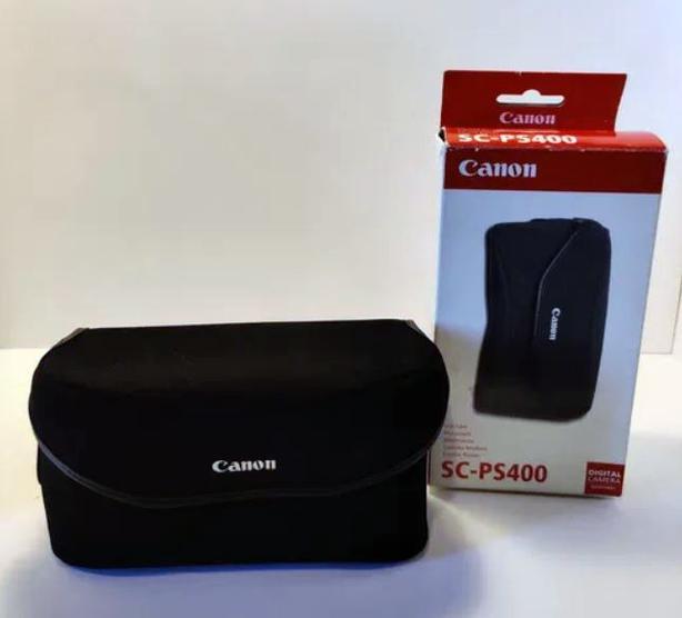 Canon SC-PS400 soft case, new, Fits Powershot G1 etc.