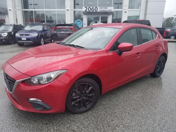 2015 Mazda 3 FWD