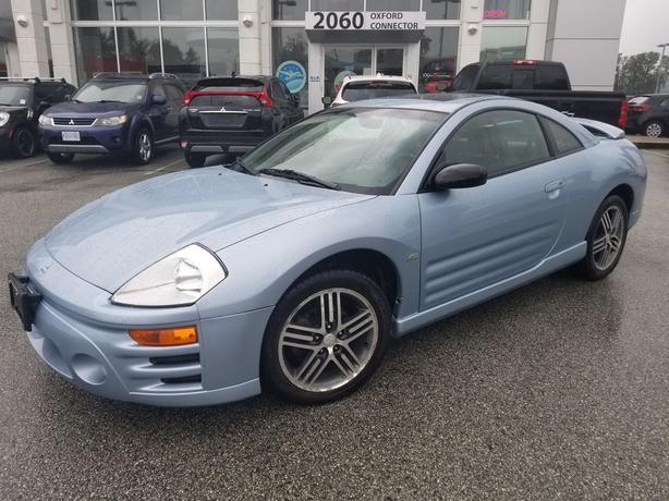 2004 Mitsubishi Eclipse GT V6 FWD