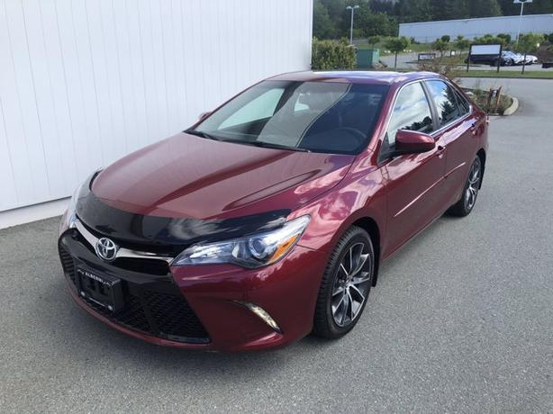 Certified Pre-Owned 2017 Toyota Camry XSE FWD 4dr Car
