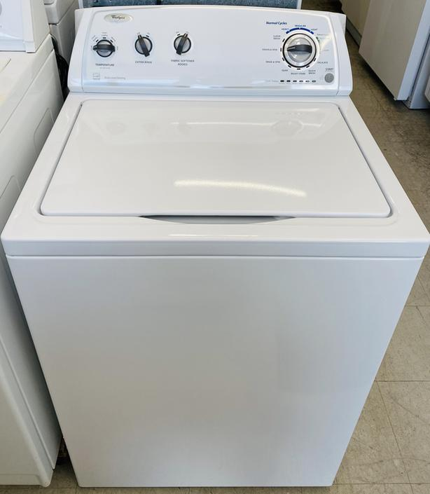 Whirlpool Heavy Duty Washer