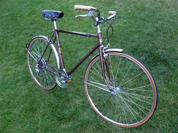 Vintage City Bike ~ Mercury Town & Country