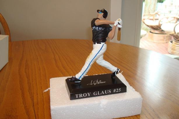 Toronto Blue Jays Troy Glaus figurine