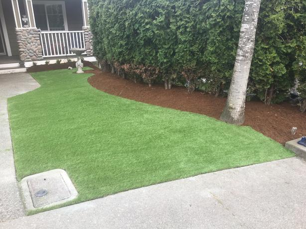 Vancouver Island Lawn Turf and Landscape