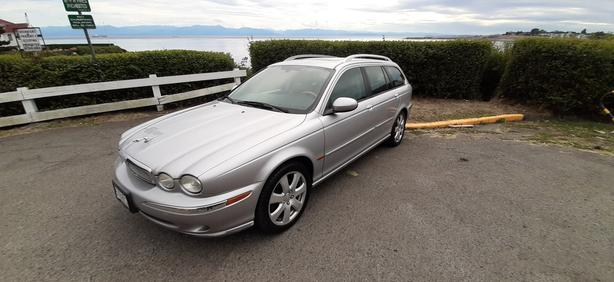 2006 Jaguar x Type AWD Estate Car