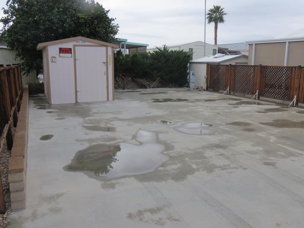 RV/PARK MODEL LOT FOR SALE PALM SPRINGS CALIFORNIA