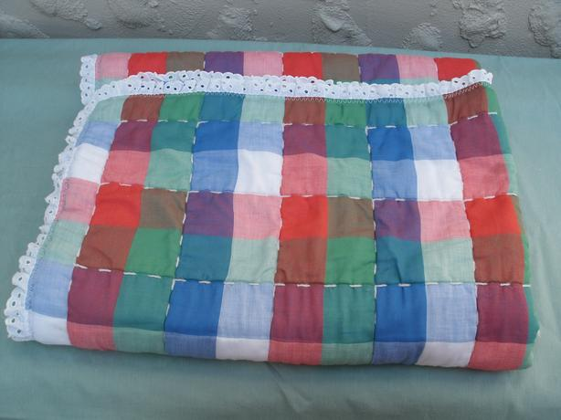 4' X 3' Quilt Blanket Bed Cover