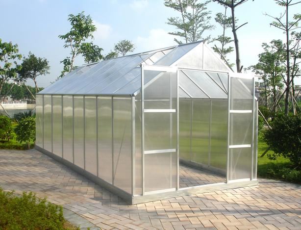 Greenhouse Polycarbonate  8x16   in stock!