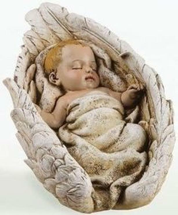 BABY ANGEL Wings Figurine