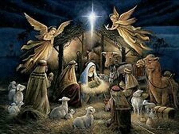puzzle in the manger