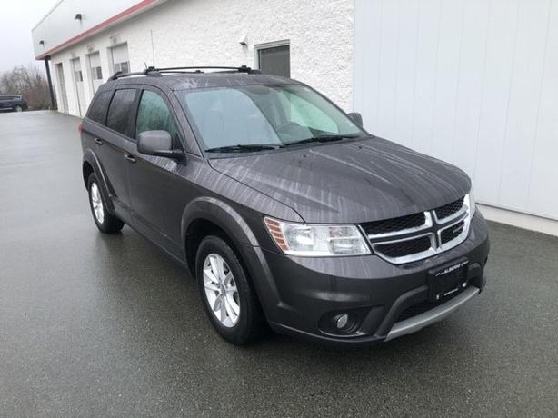 Used 2017 Dodge Journey SXT SUV