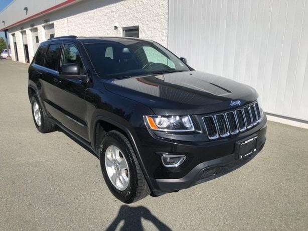 Used 2016 Jeep Grand Cherokee 4x4 Laredo SUV