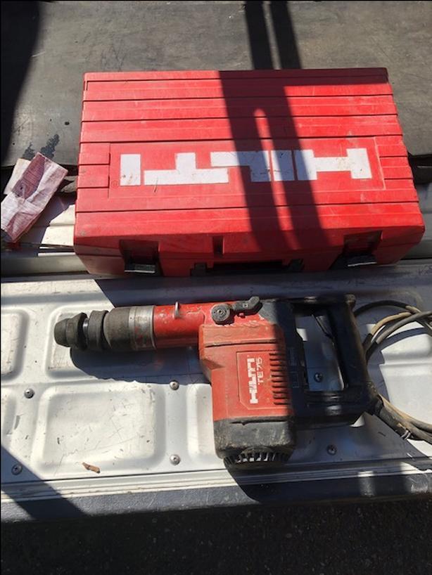 Hilti Breaker & Hammer Drill