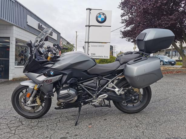 2016 BMW R1200RS