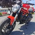 2015 Ducati 821 MONSTER