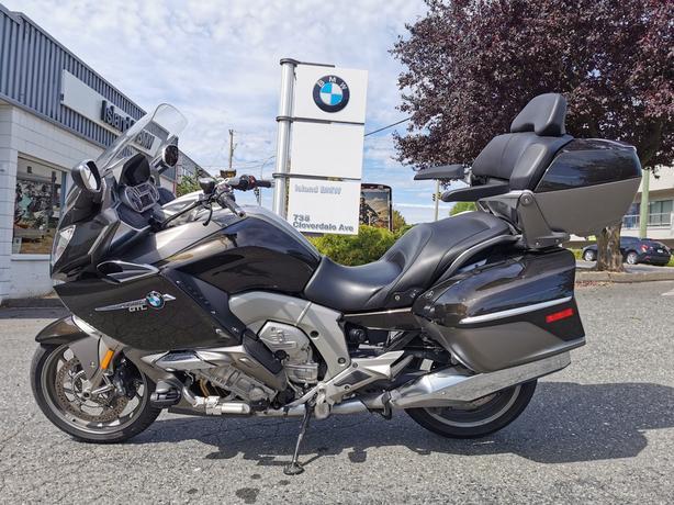 2016 BMW K1600GTL EXCLUSIVE