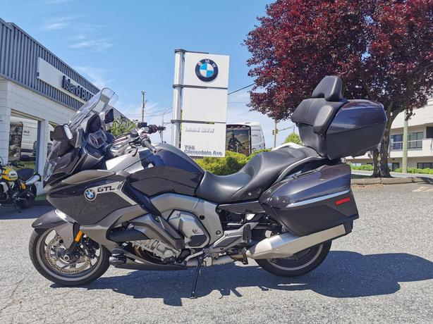 2018 BMW K1600GTL (HITCH)