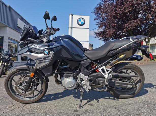 2019 BMW F750GS DEMO