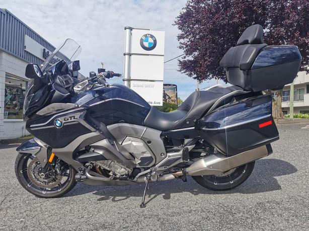 2018 BMW K1600GTL