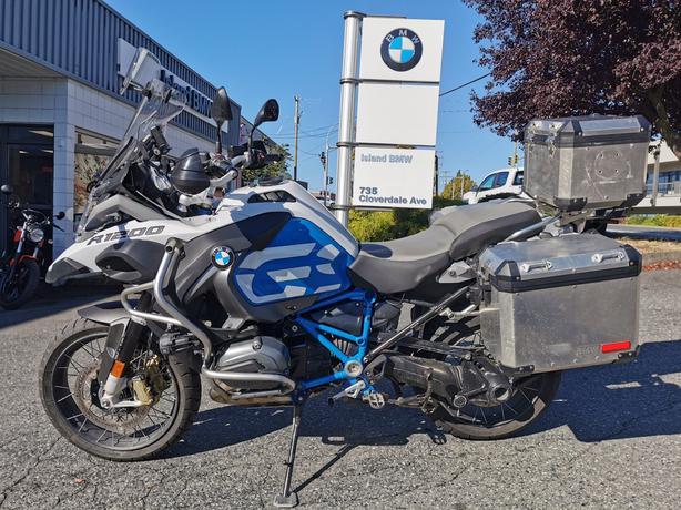 2018 BMW R1200GSA