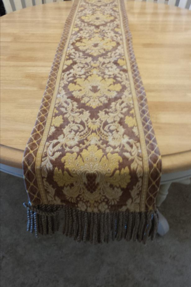 Decorative Long Runner - attractive design REDUCED